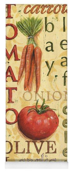 Tomato Soup Yoga Mat