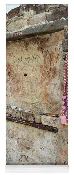 Tomb Of The Unknown Voodoo Priestess Yoga Mat
