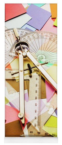 Tools Of Architectural Design Yoga Mat