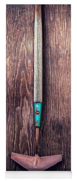 Tools On Wood 50 Yoga Mat
