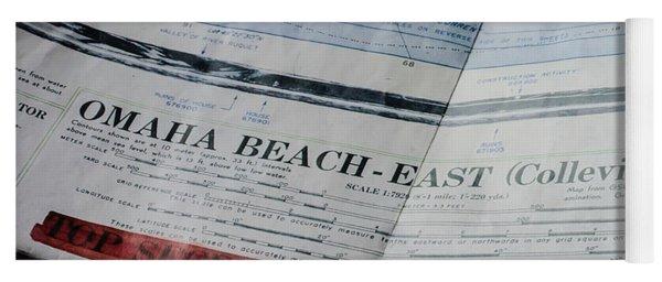 Top Secret - Omaha Beach Yoga Mat