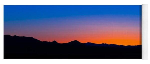Tornillo Sunset Yoga Mat