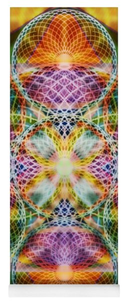 Torusphere Synthesis Bright Beginning Soulin I Yoga Mat