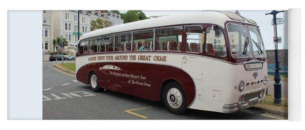 Tour Bus Yoga Mat
