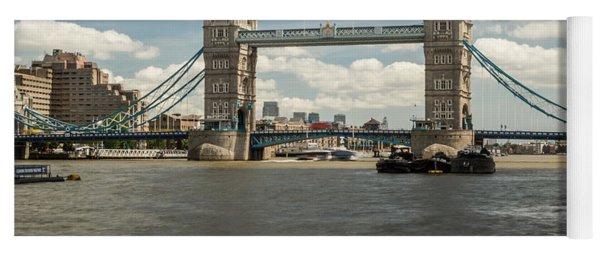 Tower Bridge A Yoga Mat