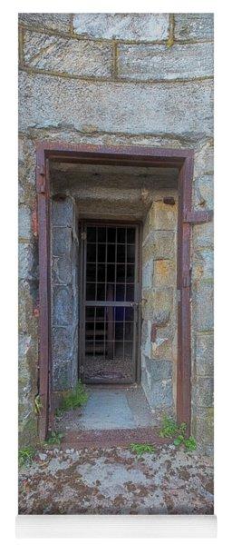 Tower Door Yoga Mat
