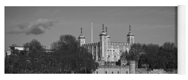 Tower Of London Riverside Yoga Mat