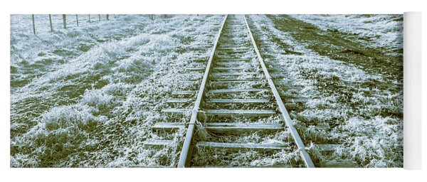 Tracks To Travel Tasmania Yoga Mat