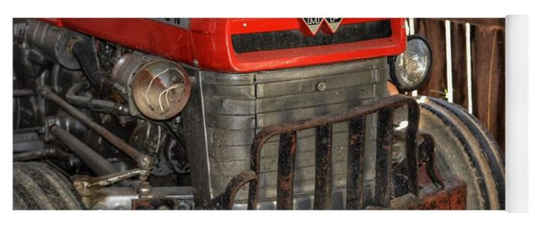 Tractor Grill  Yoga Mat