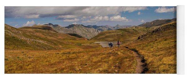 Trail Dancing Yoga Mat