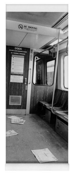 Train Car  Yoga Mat