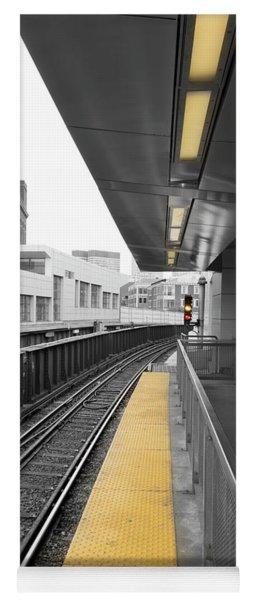 Train Tracks Series Y1 Yoga Mat
