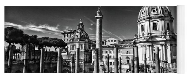 Trajan's Forum - Forum Traiani Yoga Mat