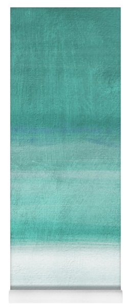 Tranquil Horizon- Art By Linda Woods Yoga Mat