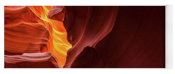 Tranquility - Antelope Slot Canyon Yoga Mat