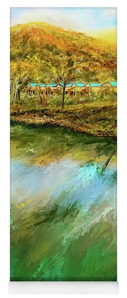 Tranquility Cottages - Anglers White River Resort Arkansas - Mountain View, Arkansas Yoga Mat