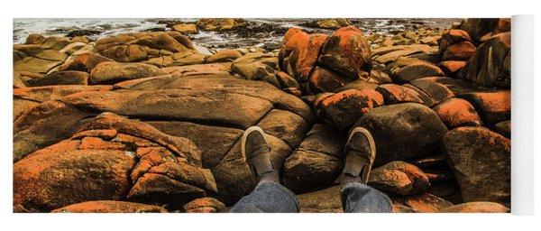 Travelling West Coast Tasmania Yoga Mat