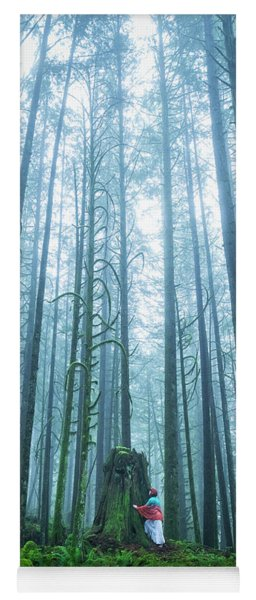 Tree Hugger Yoga Mat