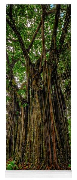 Tree Of Souls Yoga Mat