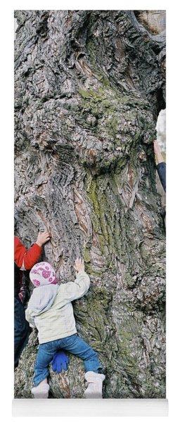 Tree Urchins Yoga Mat