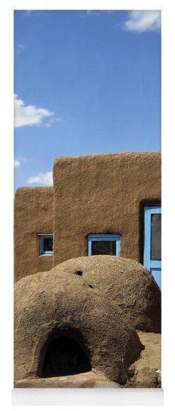 Tres Casitas Taos Pueblo Yoga Mat