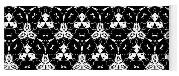 Triple Lace Yoga Mat