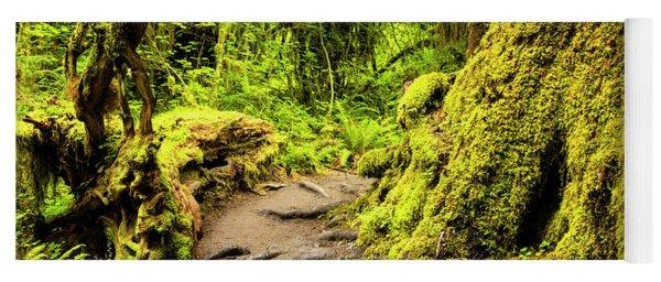 Troll Trail Yoga Mat