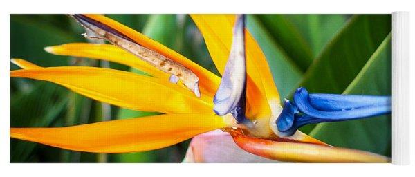 Tropical Closeup Yoga Mat