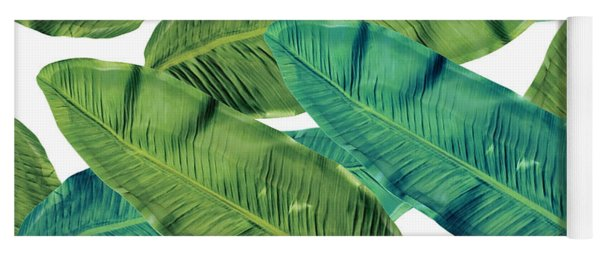 Tropical Colors 2 Yoga Mat