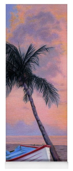 Tropical Escape Yoga Mat