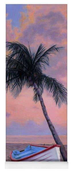 Tropical Escape Yoga Mat
