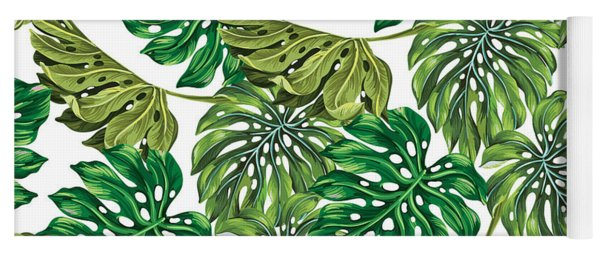 Tropical Haven  Yoga Mat