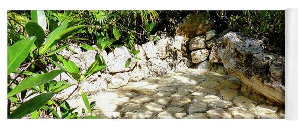 Tropical Hiding Spot Yoga Mat