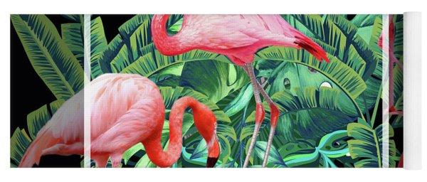 Tropical Mood  Yoga Mat