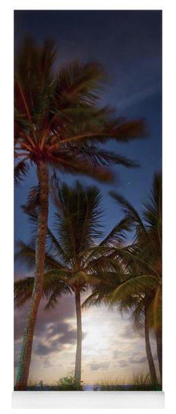 Tropical Nights Yoga Mat