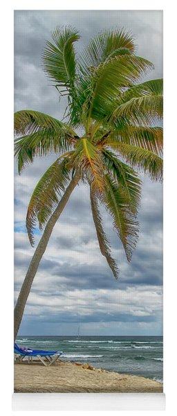 Tropical Paradise 2 Yoga Mat