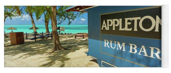 Tropical Rum Bar Yoga Mat