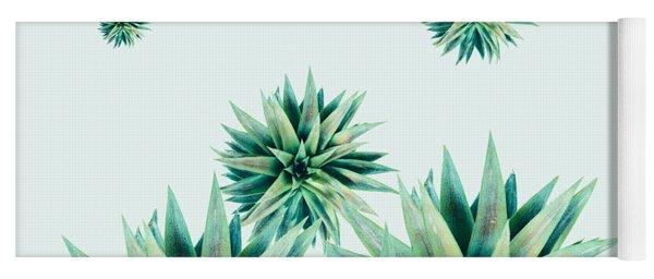 Tropical Stars  Yoga Mat