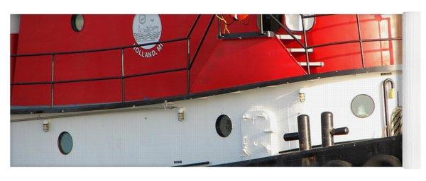 Tugboat Yoga Mat