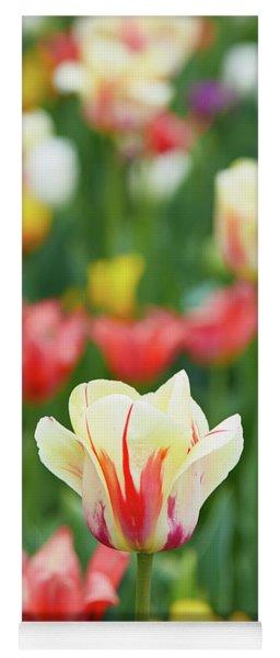 Tulip Bed Yoga Mat