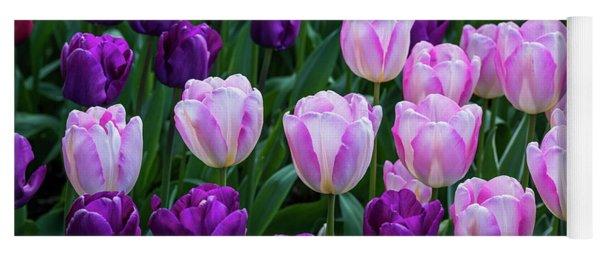 Tulip Blush Yoga Mat