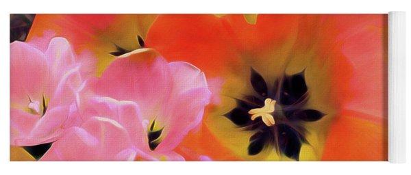Tulip Dance 9 Yoga Mat