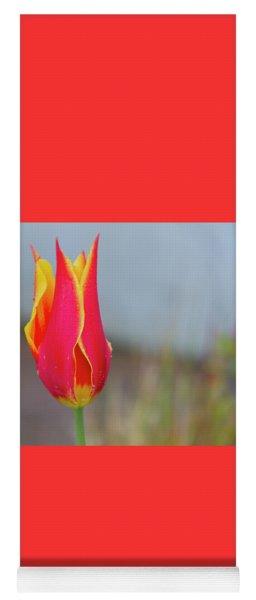 Tulip Fire Yoga Mat