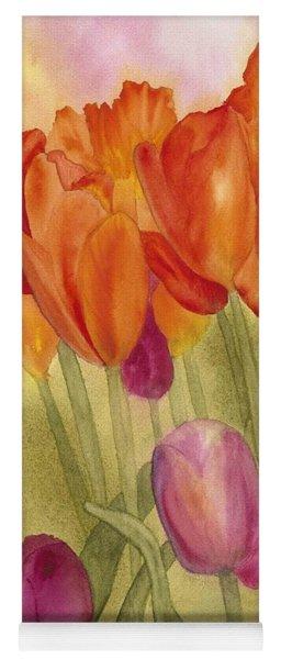 Tulip Glory Yoga Mat