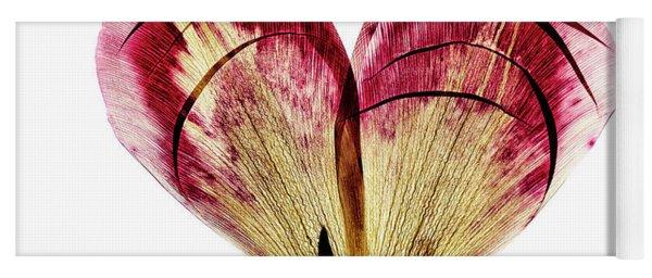 Tulip Heart Yoga Mat