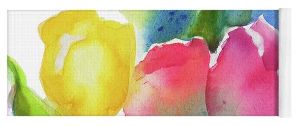 Tulip Pot Yoga Mat