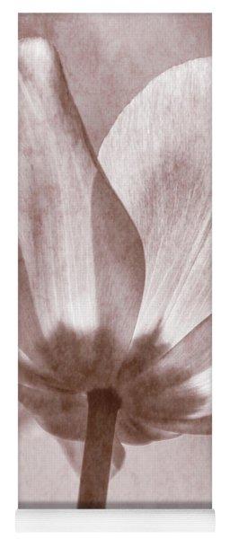 Tulip Transparency Iv Yoga Mat
