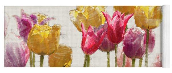 Tulipe Yoga Mat
