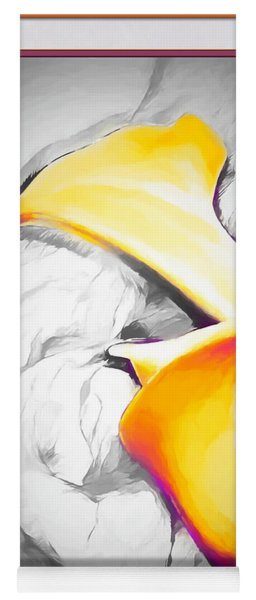 Lilies Lily Yoga Mat