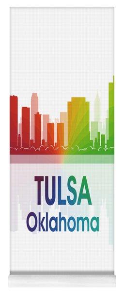Tulsa Ok 1 Vertical Yoga Mat